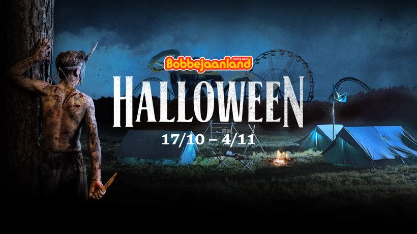 The Fear Is Real Halloween 2018 In Bobbejaanland Bobfans